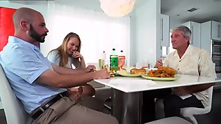 Alyssa Gets Her Way With Daddy s playfellow - Alyssa Cole
