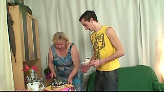 she finds him and hot curvy hot mother in law taboo sex