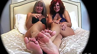Worship Mature Feet TRAILER