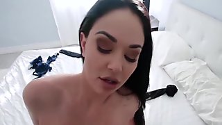 MOM and SON think its a good idea to fuck- Brooke Beretta