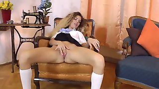 High heeled stockings les tongues pussy