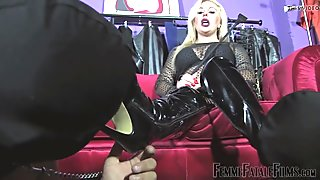 Mistress Feet 001